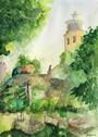 Belvederen, Trädgårdförening