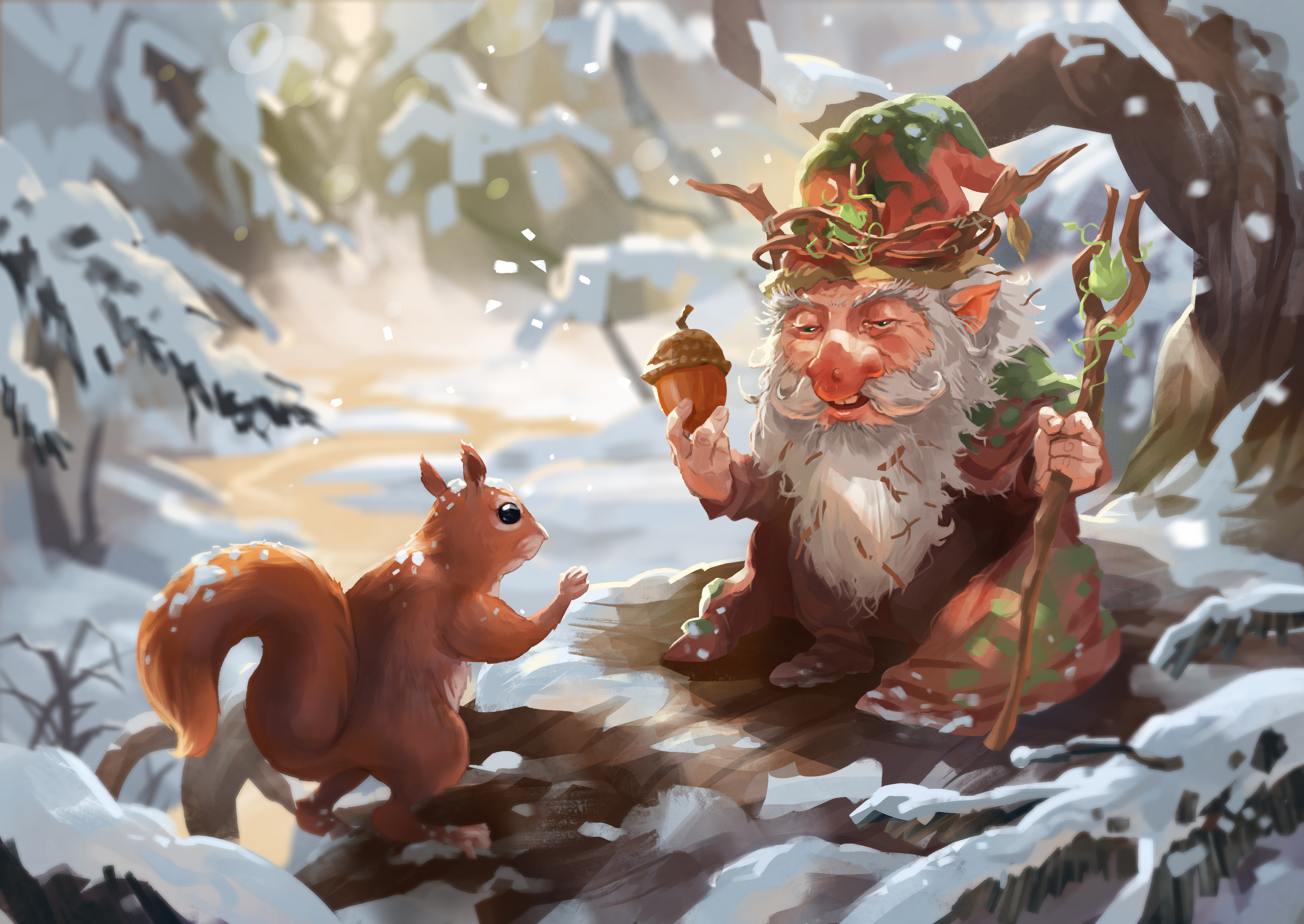 Forest Tomte