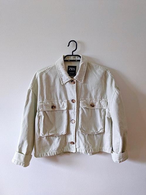 Vintage Zara Jean Jacket