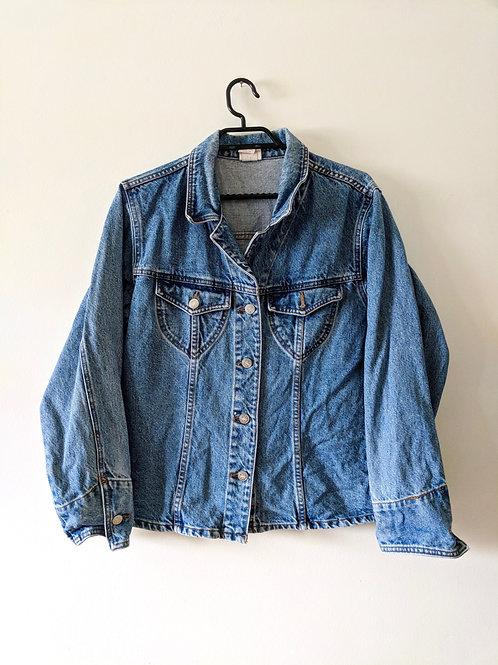 Vintage Moda INTL Jean Jacket