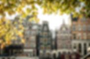 Non-Stop para Amsterdã