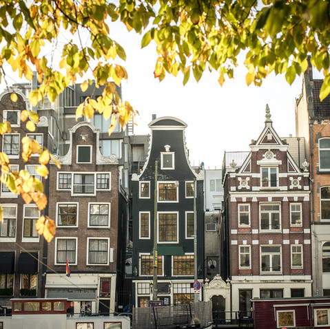 Visit the historical city of Amsterdam