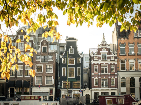 A Day Trip In Amsterdam