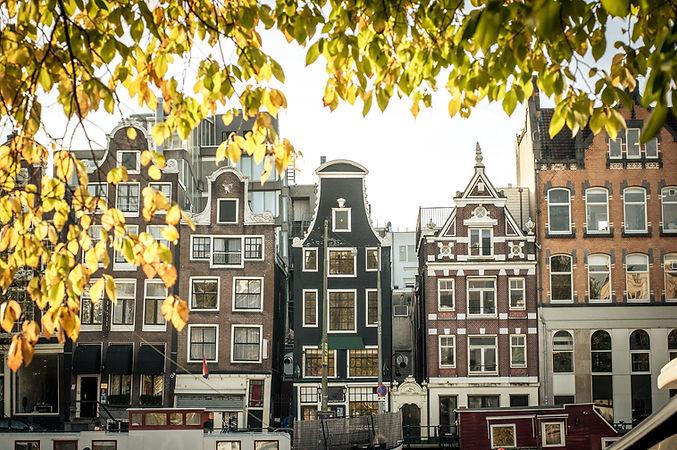 Non-Stop naar Amsterdam