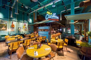 Levi Roots Caribbean Smokehouse in Westfield Stratford