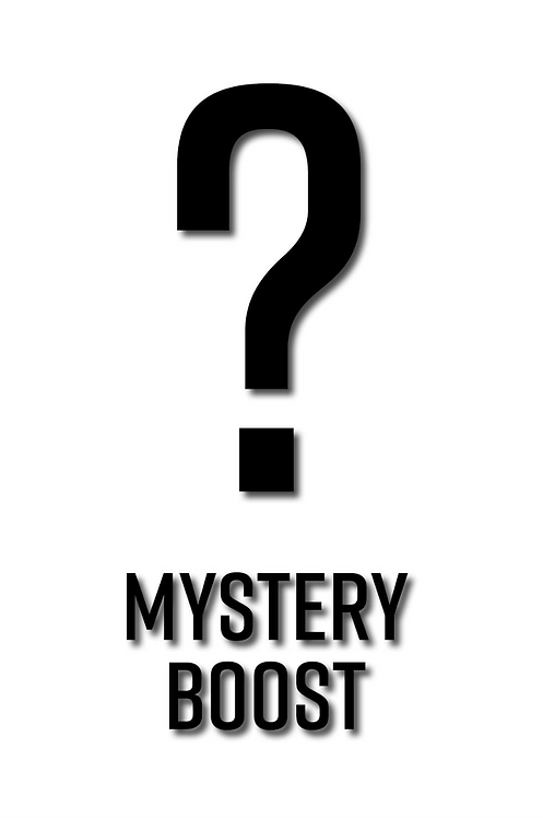 ❓BOOST MYSTERY❓