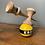 Thumbnail: Krom STROGO - Yellow