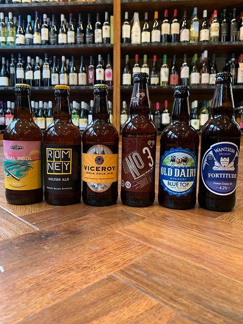 Kentish Bottled Ales Mixed Case