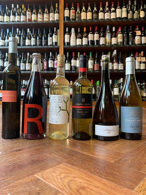 English Wine Mixed Case
