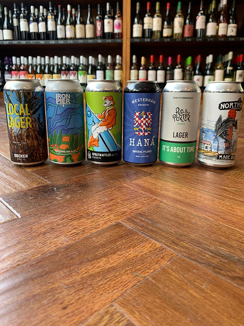 Kentish Cans Mixed Case