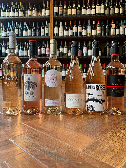 Rosé Wines Mixed Case