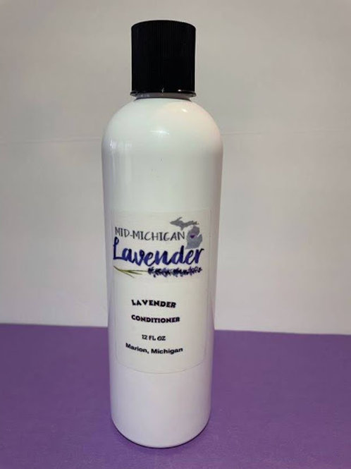 12 oz Lavender Conditioner