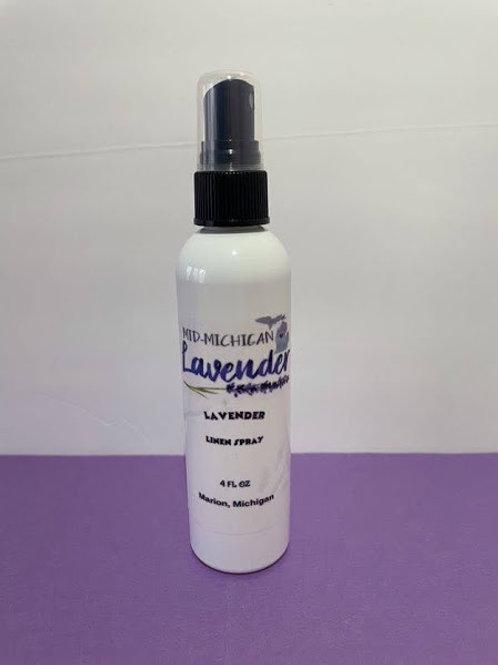 4oz Lavender Linen Spray