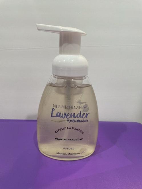 Citrus Lavender Foaming Soap