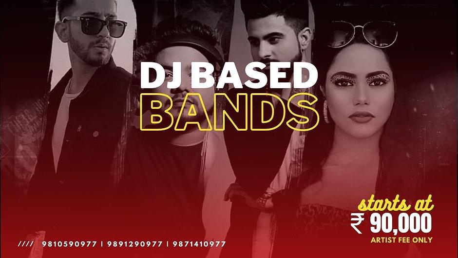 Dj based bands in delhi