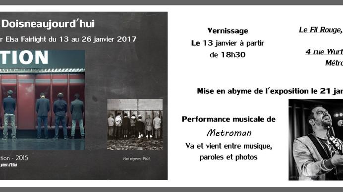 Doisneaujourd'hui en acoustique ! Concert live.