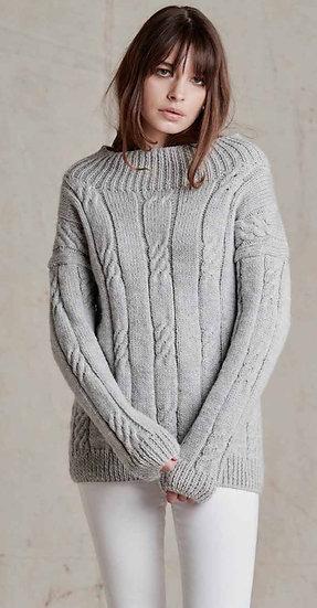 Wendy Knitting Pattern 6158 Leaflet