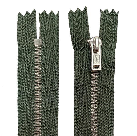 Metal Trouser Zips