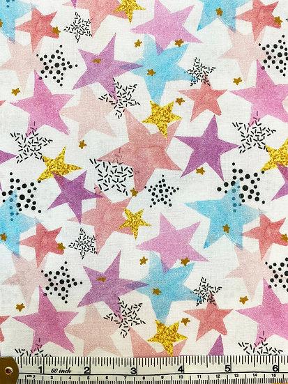 Star Cotton Fabric