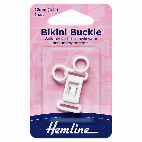 Bikini Buckle Hemline