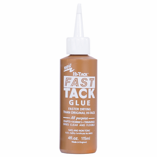 Hi-Tack Fast Tack Glue 115ml