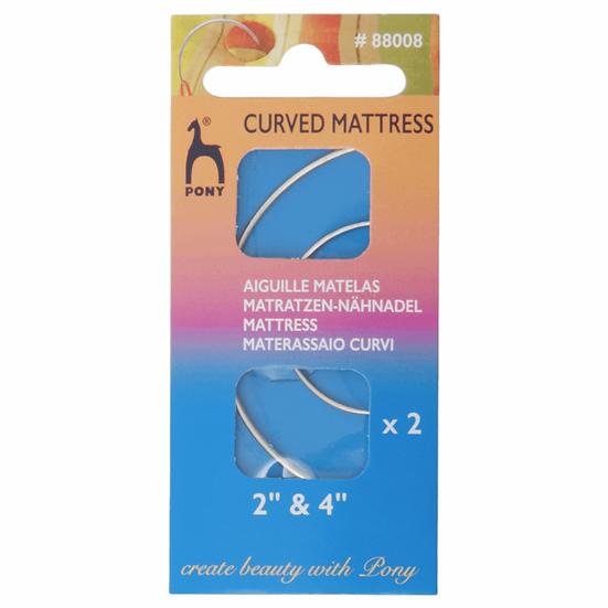Curved Mattress Needles