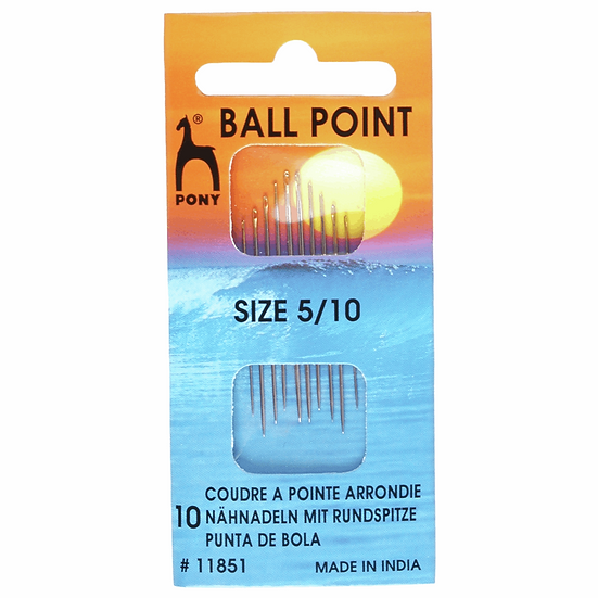 Ball Point Hand Sewing Needle