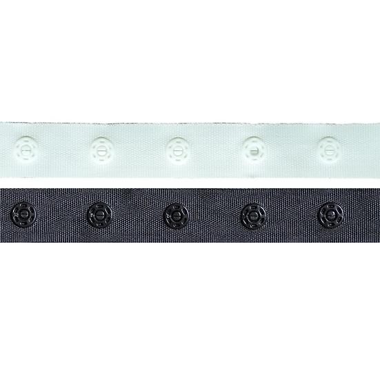 Mini press stud tape