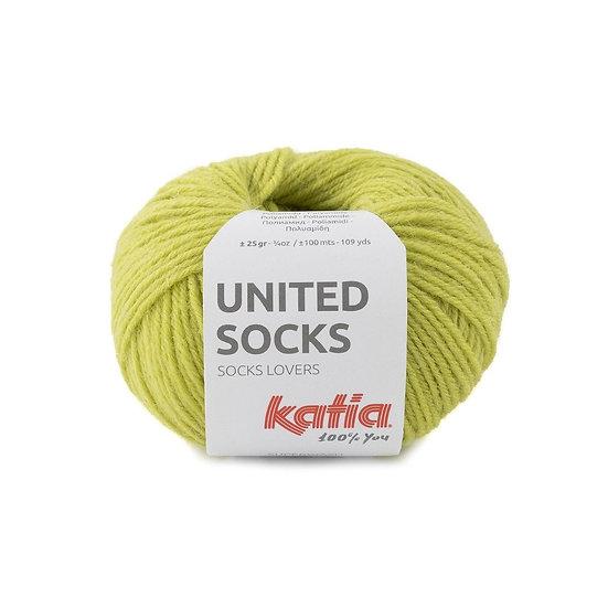 Katia United Socks Yarn 25g