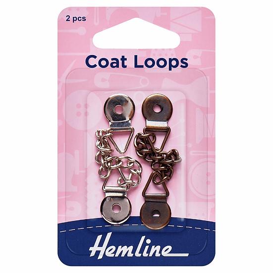 Coat Loops Hemline