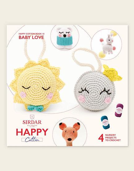Sirdar Happy Cotton Baby Love Pattern Book