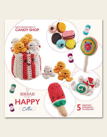 Sirdar Happy Cotton Candy Shop Pattern Book