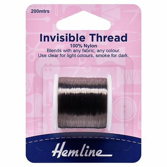 Invisible Thread Hemline