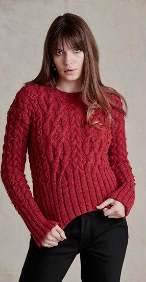 Wendy Knitting Pattern 6177 Leaflet
