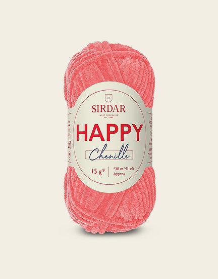 Sirdar Happy Chenille Yarn