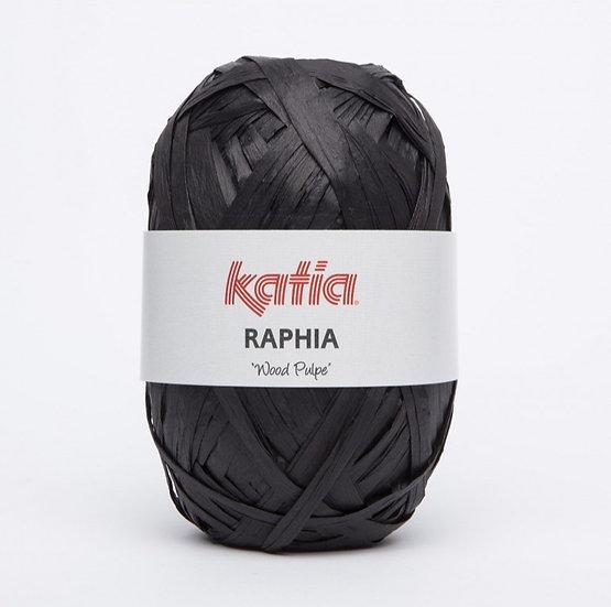 Katia Raphia 'Wood Pulpe' 50g