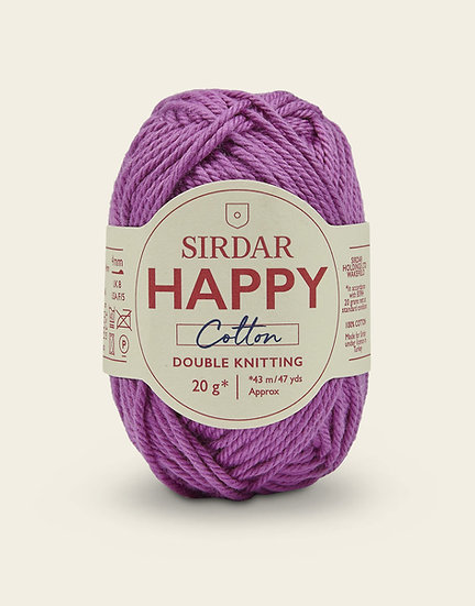 Sirdar Happy Cotton Yarn