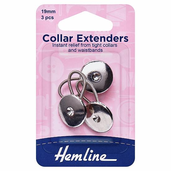Collar Extender Metal Hemline