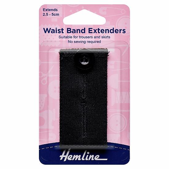 Waist Band Extender Button Hemline