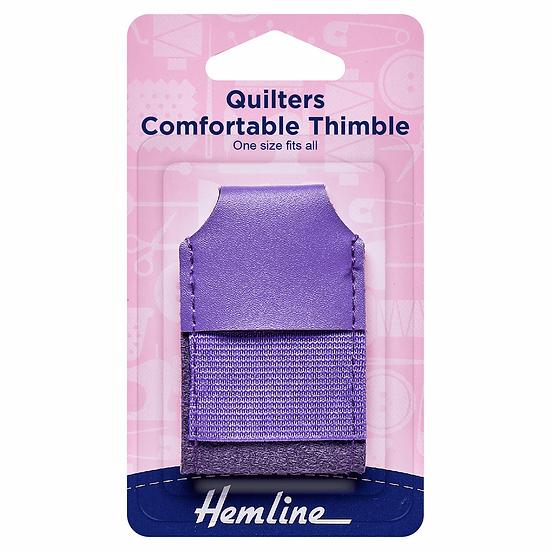 Comfortable Thimble Hemline