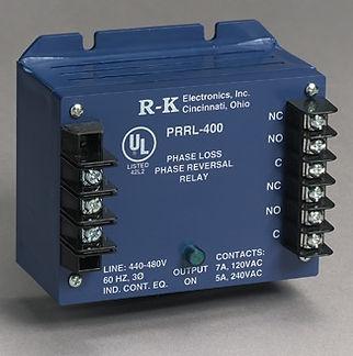 Phase Loss/Reversal 380/415VAC,3Ø DPDT