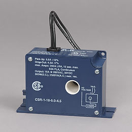 R-K CSR AC current relay go no-go