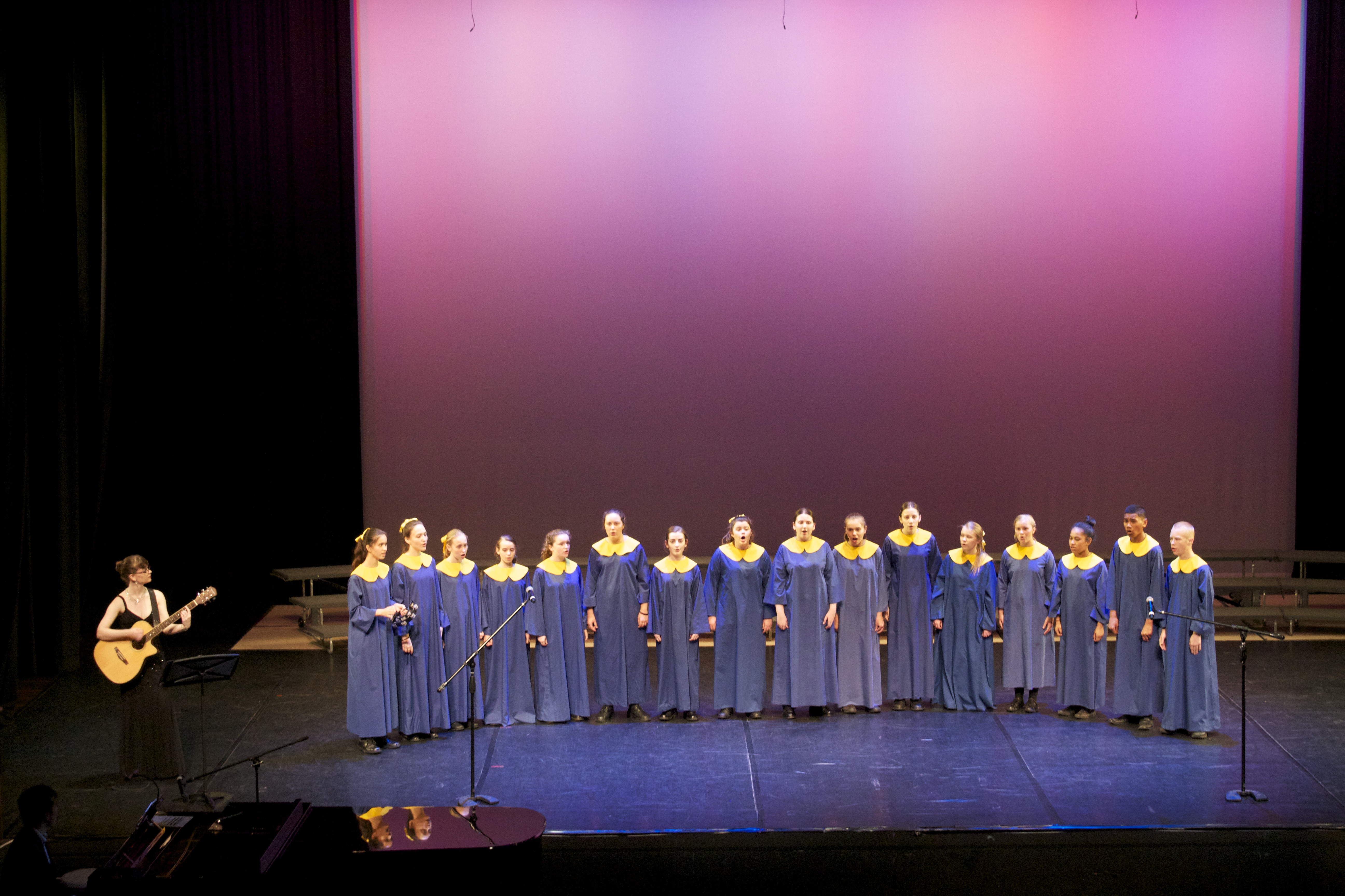 Naomi Cooper choir director