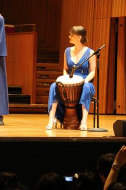 Naomi Cooper, choral conductor