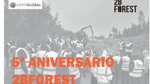 2BForest participa na AGROGLOBAL, 7, 8 e 9 de Setembro
