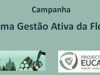 """12/12 e 13/12: Sessões de informação """"Por uma Gestão Ativa da Floresta""""- parceria Projeto"""