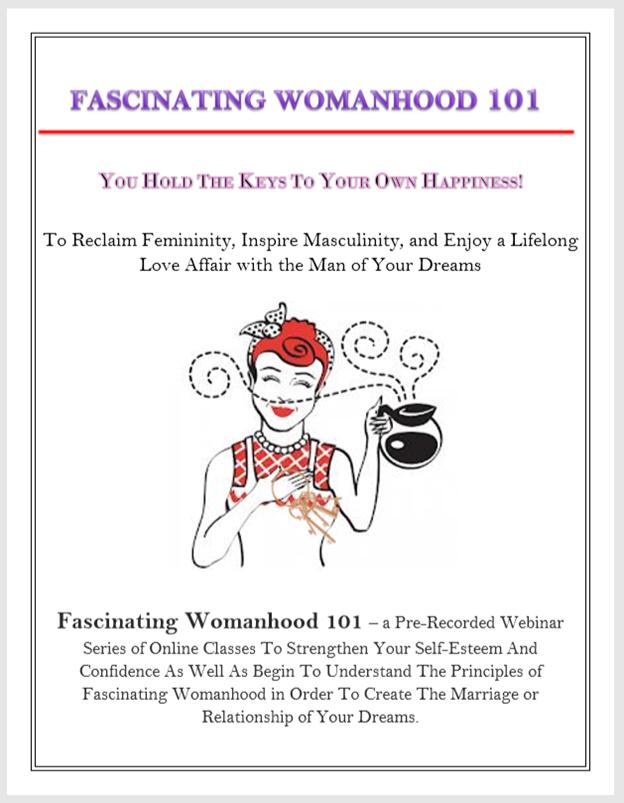 Fascinating Womanhood Pdf