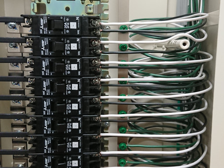 分電盤接続