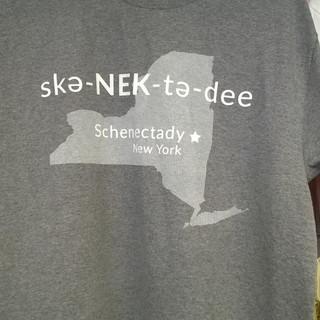 Schenectady t-shirts