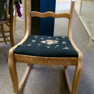 Pull up a vintage chair
